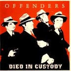 Offenders - Died In Custody