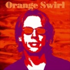 Orange Swirl - s/t