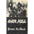 Overkill (US 2) - Power In Black