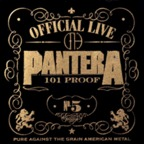 Pantera - Official Live · 101 Proof