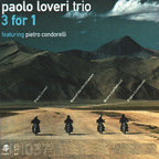 Paolo Loveri Trio - 3 For 1