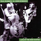 Paul Dunmall - Live At The New Vortex