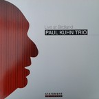 Paul Kuhn Trio - Live At Birdland