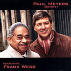 Paul Meyers Quartet - s/t