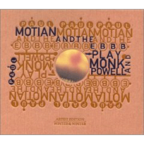 Paul Motian And The Electric Bebop Band - Paul Motian And The Electric Bebop Band Play Monk And Powell