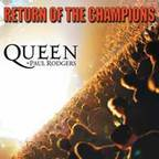 Paul Rodgers - Return Of The Champions