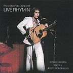 Paul Simon - Paul Simon In Concert · Live Rhymin'