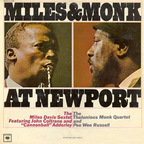 Pee Wee Russell - Miles & Monk At Newport