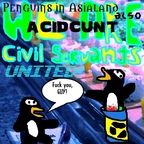 Penguins In Asialand - We Are Civil Servants United!