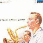 Pepper Adams Quintet - s/t