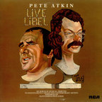 Pete Atkin - Live Libel