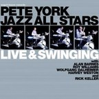 Pete York Jazz All Stars - Live & Swinging