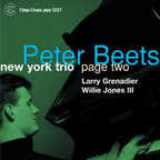 Peter Beets - New York Trio · Page Two