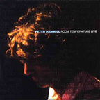 Peter Hammill - Room Temperature Live
