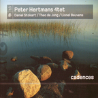 Peter Hertmans 4tet - Cadences