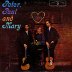 Peter Paul And Mary - s/t