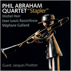 Phil Abraham Quartet - Stapler