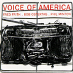 Phil Minton - Voice Of America