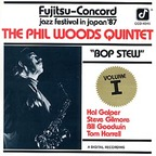 Phil Woods Quintet - Bop Stew