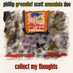 Phillip Greenlief Scott Amendola Duo - Collect My Thoughts