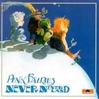 Pink Fairies - Never Neverland