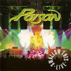 Poison - Swallow This · Live