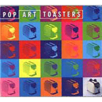 Pop Art Toasters - s/t