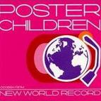 Poster Children - New World Record