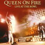 Queen - Queen On Fire · Live At The Bowl