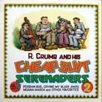 R. Crumb And His Cheap Suit Serenaders - Number 2