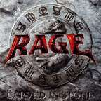 Rage (DE) - Carved In Stone