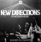 Rashied Ali Quartet - New Directions In Modern Music
