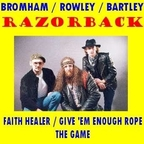 Razorback (UK) - Faith Healer