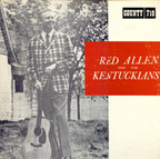 Red Allen And The Kentuckians - s/t