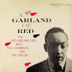 Red Garland Trio - A Garland Of Red