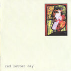Red Letter Day - s/t
