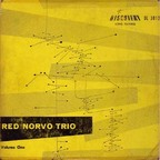 Red Norvo Trio - Volume One