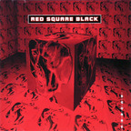 Red Square Black - Square