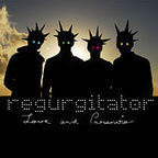 Regurgitator - Love And Paranoia