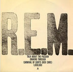 REM - Talk About The Passion