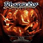 Rhapsody Of Fire - Live · From Chaos To Eternity