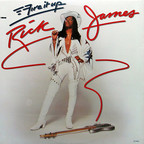 Rick James - Fire It Up