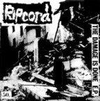 Ripcord - The Damage Is Done e.p.