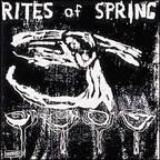 Rites Of Spring - s/t