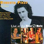 Roberta Piket Trio - Live At The Blue Note