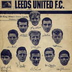 Ronnie Hilton And The Leeds United Players - Leeds United Calypso