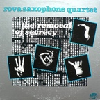 Rova Saxophone Quartet - The Removal Of Secrecy