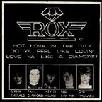 Rox (UK) - Hot Love In The City
