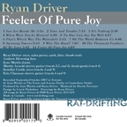 Ryan Driver - Feeler Of Pure Joy
