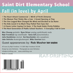 Saint Dirt Elementary School - Fall (In Love) By April